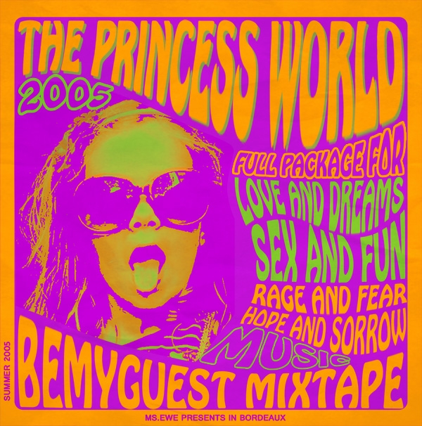 The Princess World - Pochette